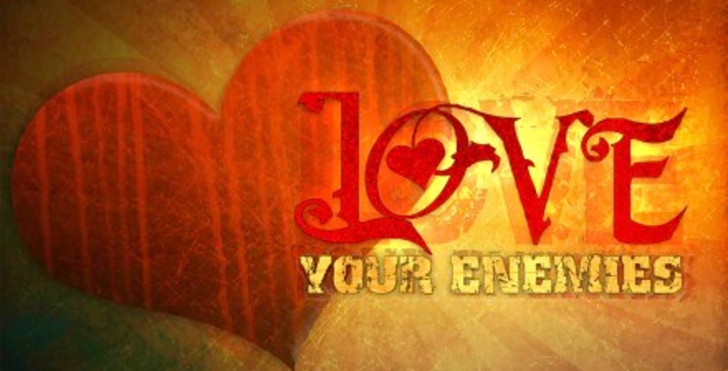 Love Your Enemies: Daily Verse Reading – Matthew 5:43-45