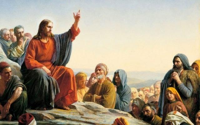 jesuspreaching