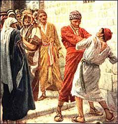 Daily Gospel Rrading -Matthew 18:21-35,19:1 | Daily Bible Readings