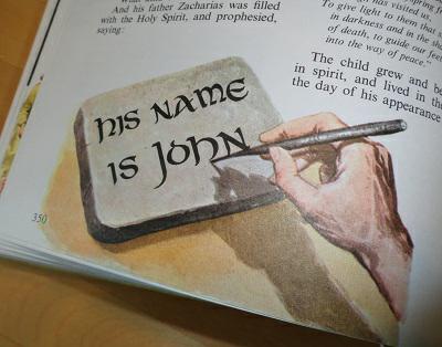 Image result for free photo of Luke 1:57-66, 8
